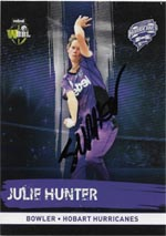 Hunter, Julie