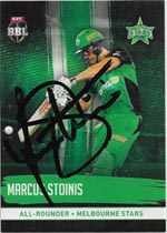 Stoinis, Marcus