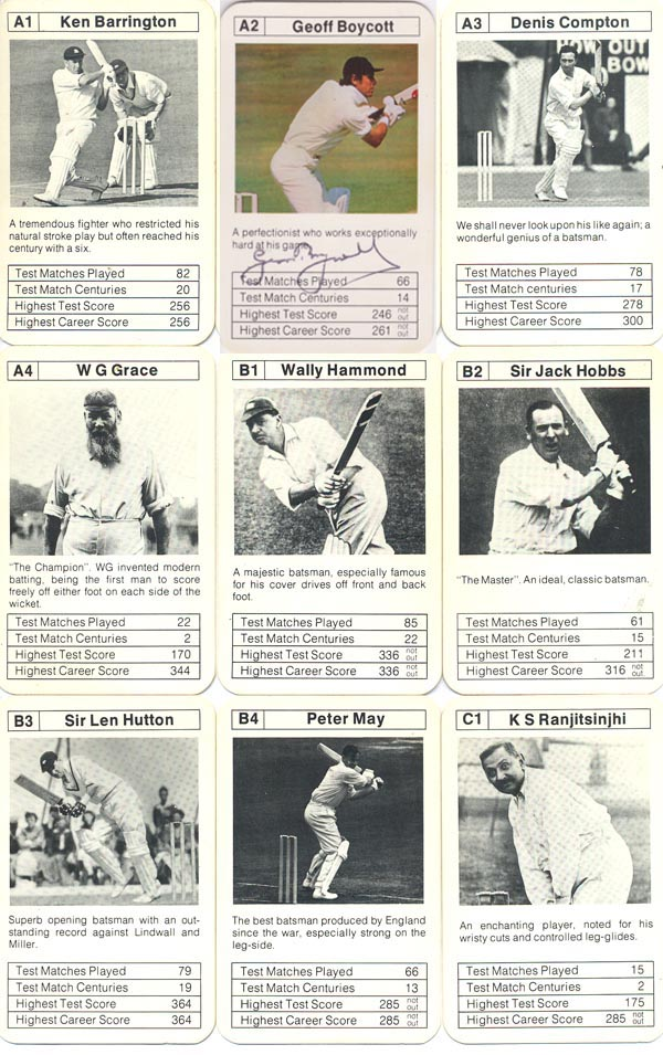 ACE 1980s Sporting Aces