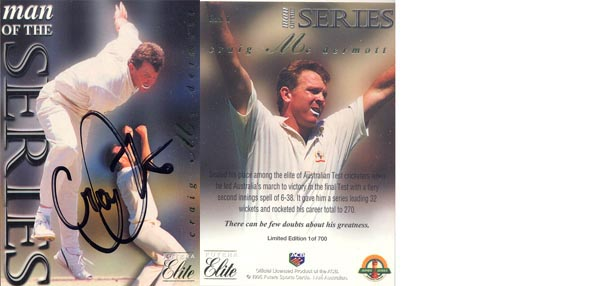 Futera 1994-95 Elite Ashes Heroes Box Set (60) + Special