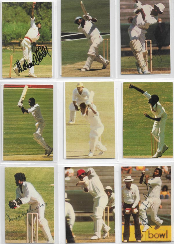 Aus. Dairy Corp. 1978-79 Ardmona World Series Cricket (50)