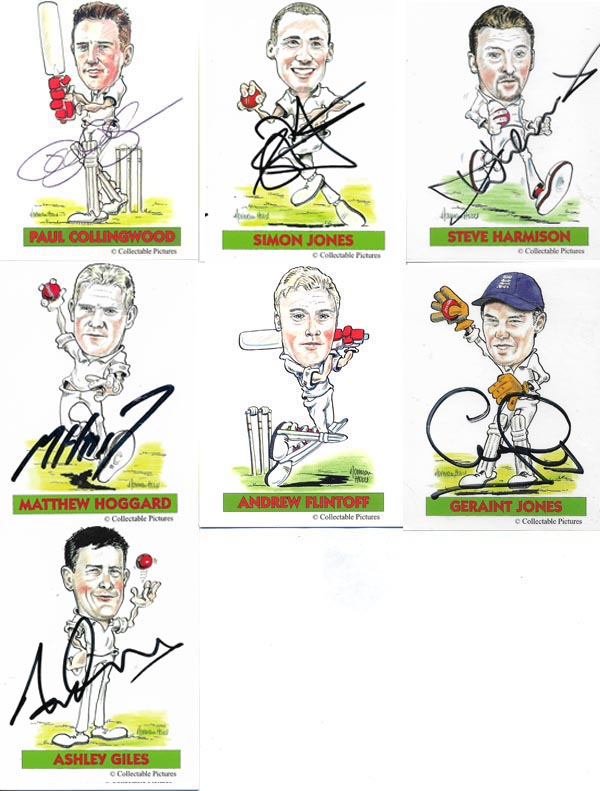 Collectable Pictures 2005 England Win The Ashes (13)