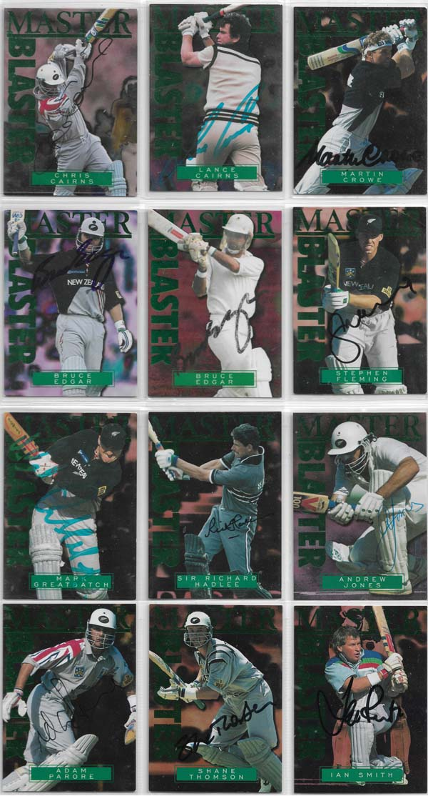 Card Crazy 1995 - High Velocity Base (90) + Specials