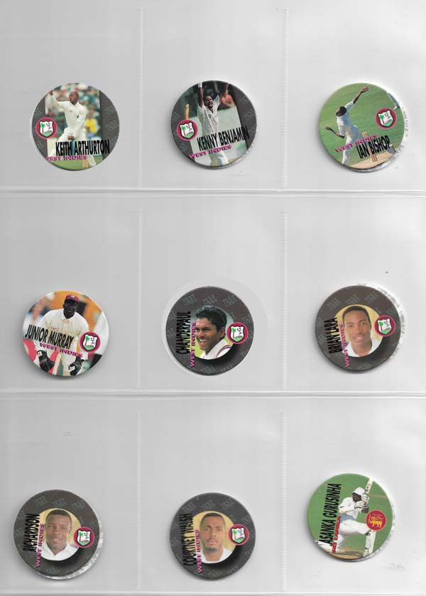 Crown & Andrews POGS 1995