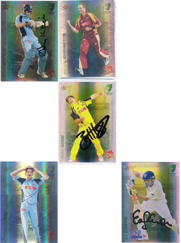 Select 2007-08 Base (120) + Specials