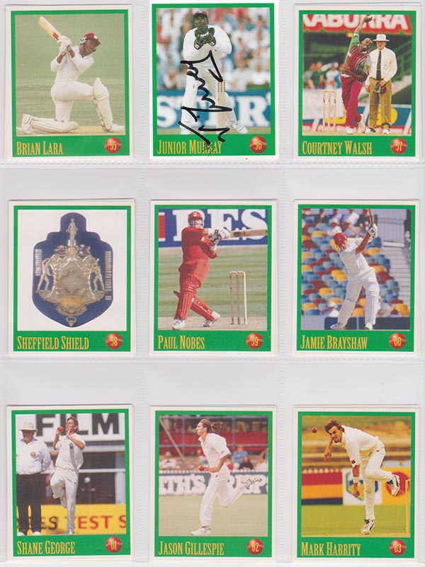 Select 1996-97 Stickers (156)