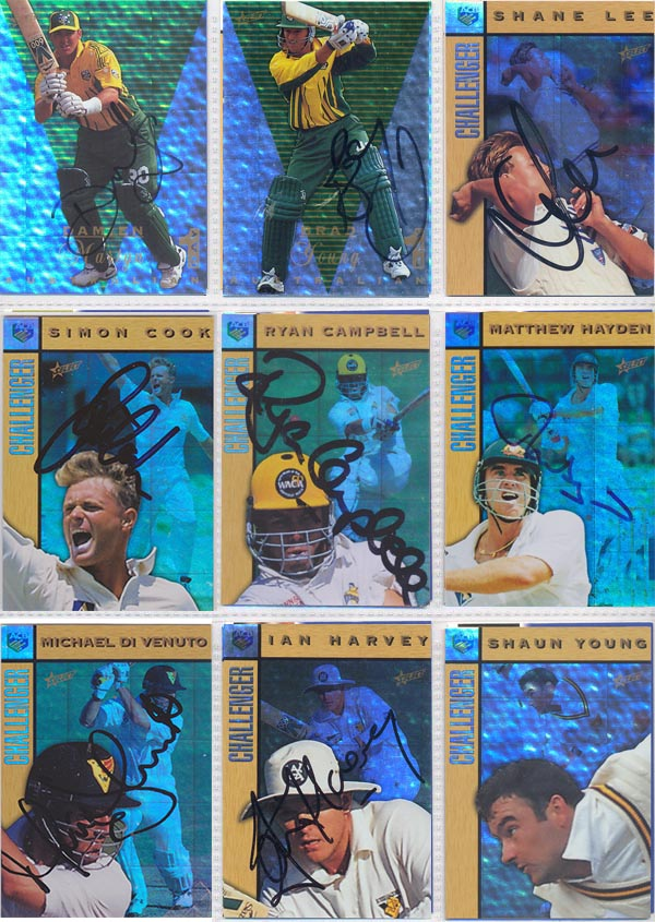 Select 1998-99 Hobby Chrome Foil Base (100) + Specials