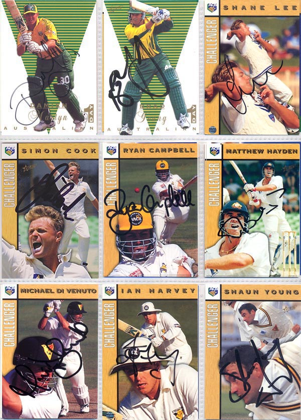 Select 1998-99 Retail Base (100) + Specials