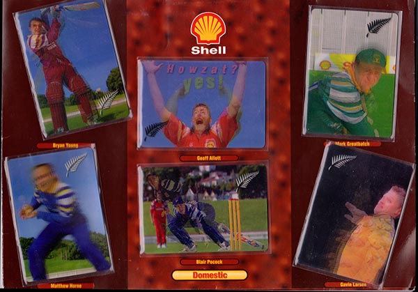 Shell Video Motion Cards 1997-98 (12)