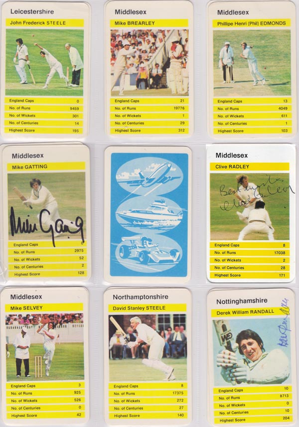 Top Trumps Card Game 1970s (Set 2)