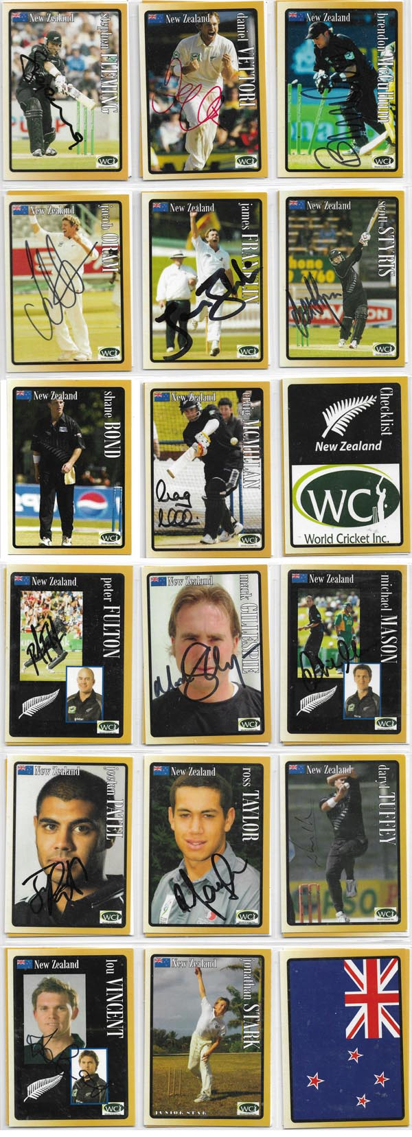 World Cricket Inc (Assorted Sets)