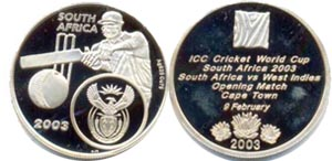 South Africa 2003