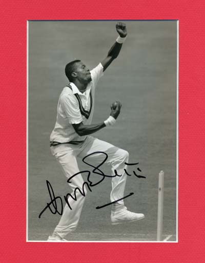 Ambrose, Curtly