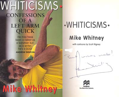 Whitney, Mike