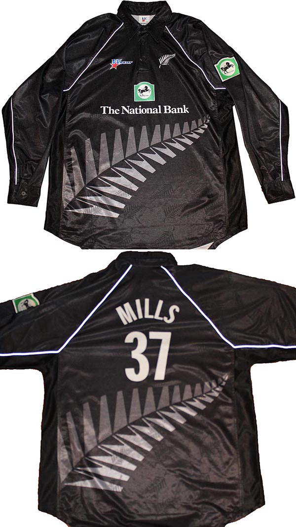 Player Issued Unsigned Gear (New Zealand)