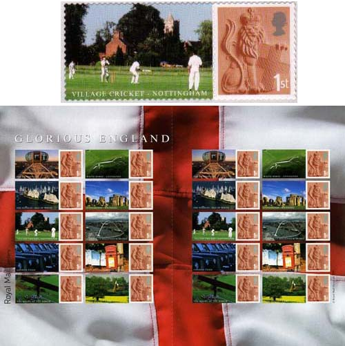 Great Britain (Royal Mail) 2007