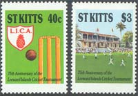St Kitts/St Kitts Nevis/St Kitts Anguilla 1988